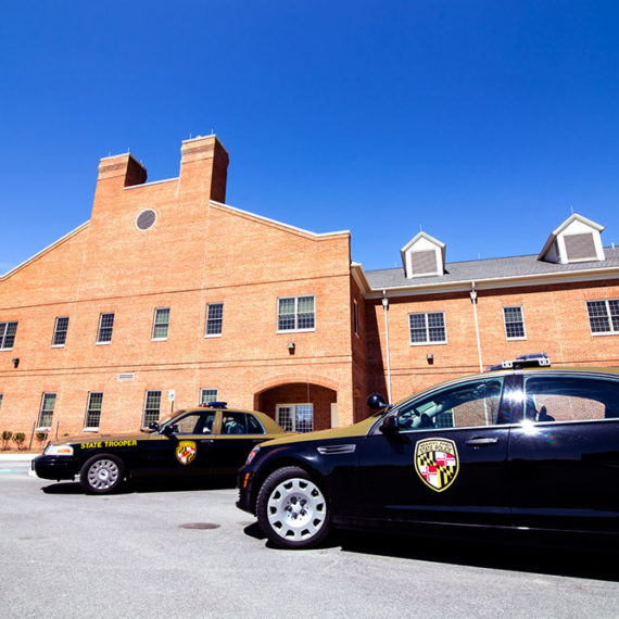 MD State Police Barrack O
