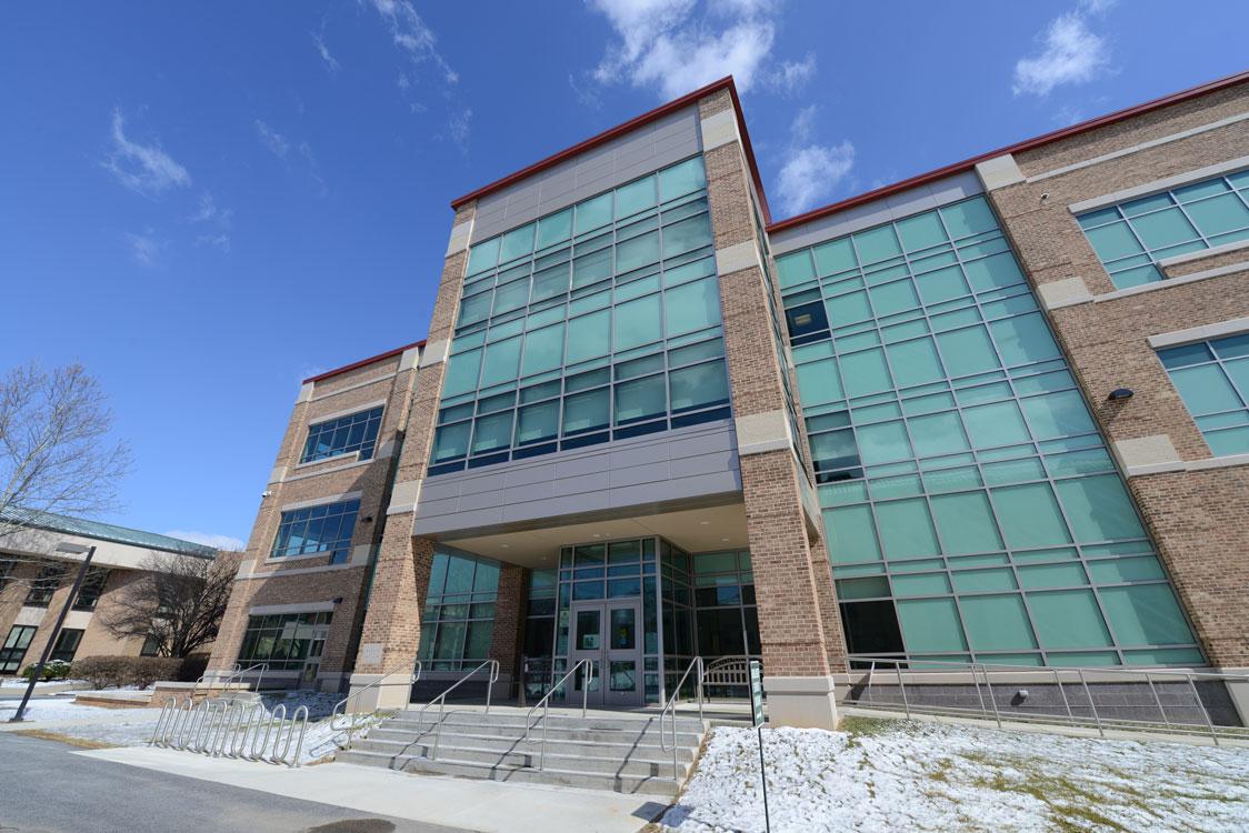 FCC J Building - Administration