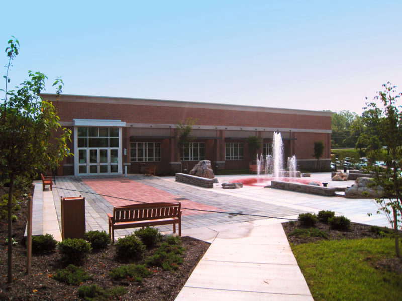 HCC Career Programs Building