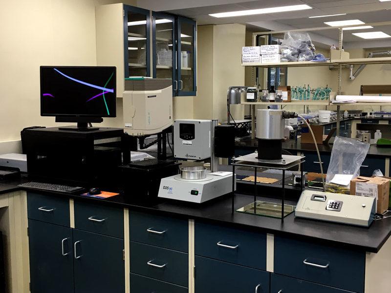 Specialty Granules Inc Lab