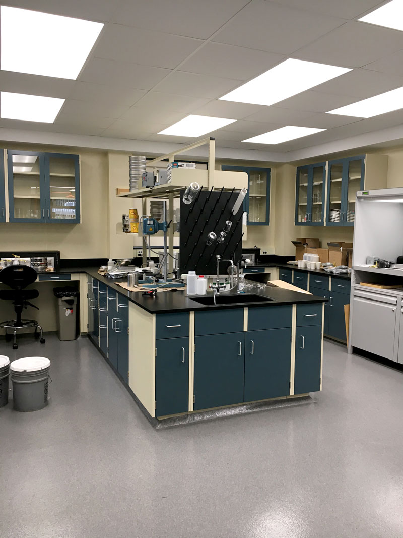 Specialty Granules Inc Lab