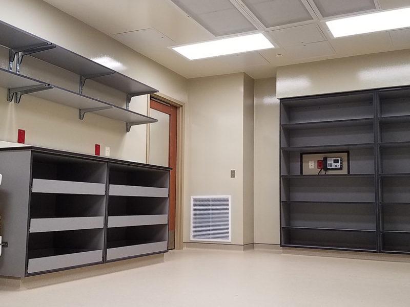 John R. Marsh Cancer Center USP 800 Pharmacy Renovation